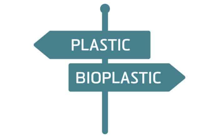 bioplastic of plastic