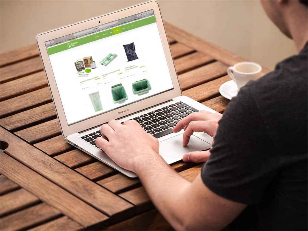 duurzame webshop