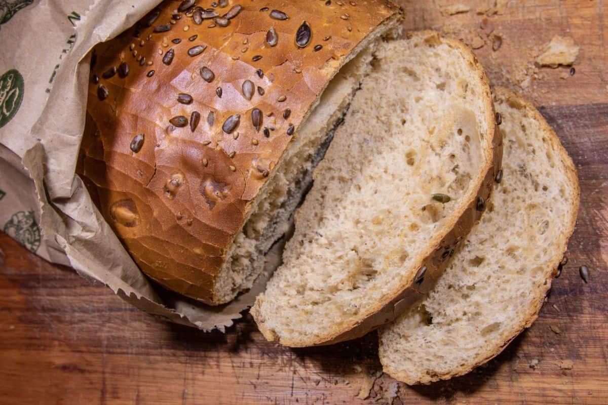 Broodzakken mogen niet op de composthoop
