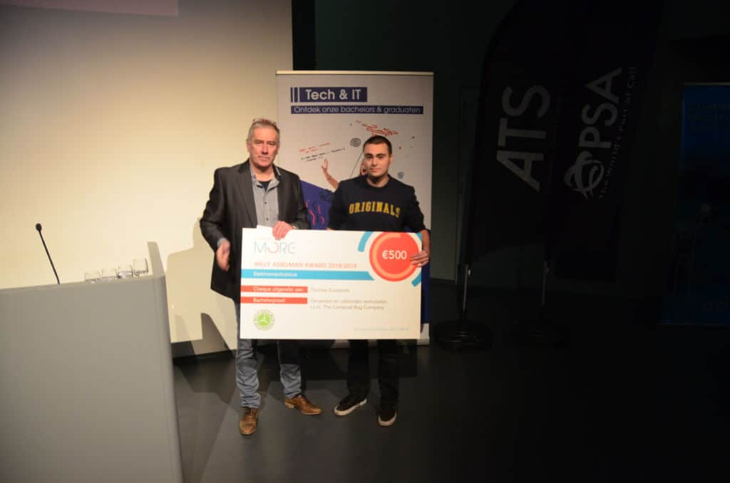 Collega_Thomas_Award