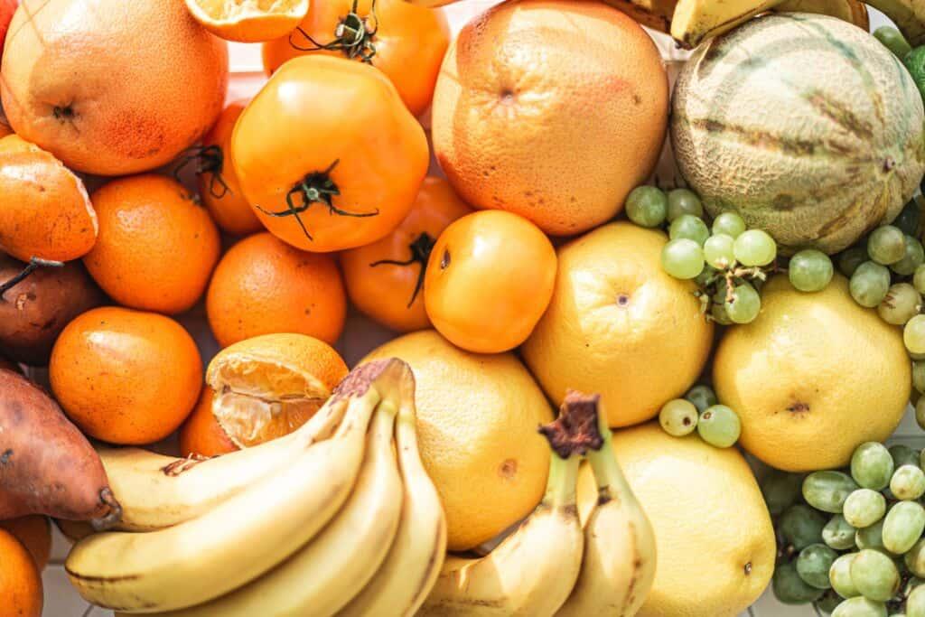 verpakking groenten en fruit